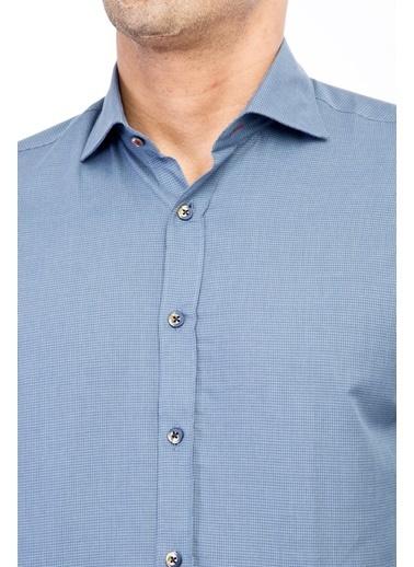 Kiğılı Gömlek Füme